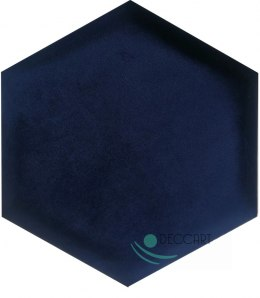 Upholstered Satin Panels Hexagon2216